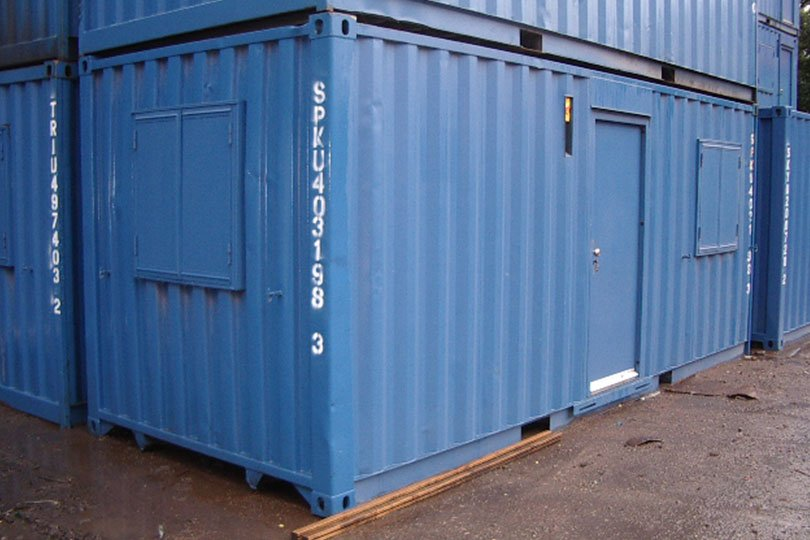 Shipping Container Hire And Rent