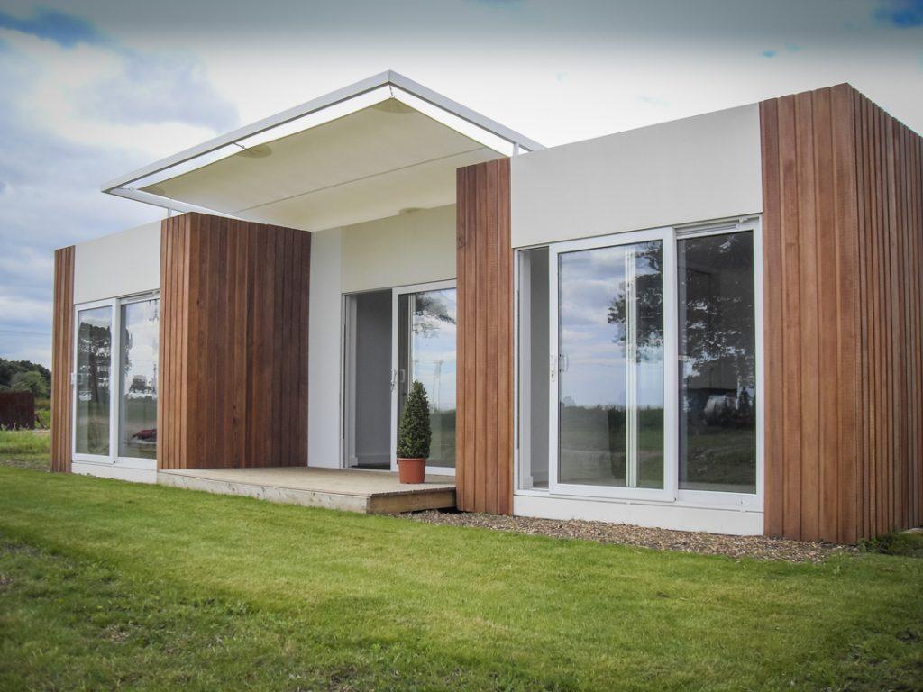 modular holiday homes