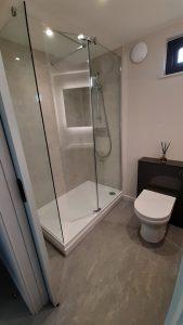 40 x 12ft bathroom complete