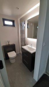 40 x 12ft bathroom